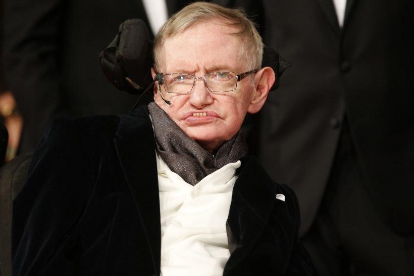 Stephen Hawking: brittide koht on Euroopa Liidus