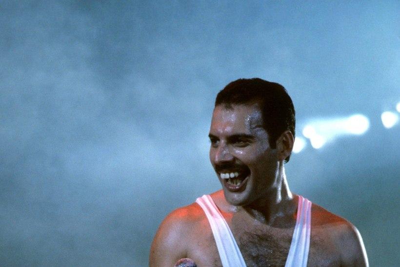 """Freddie Mercury: """"Te peate mõistma, et mul on surmatõbi. Ma suren."""""""