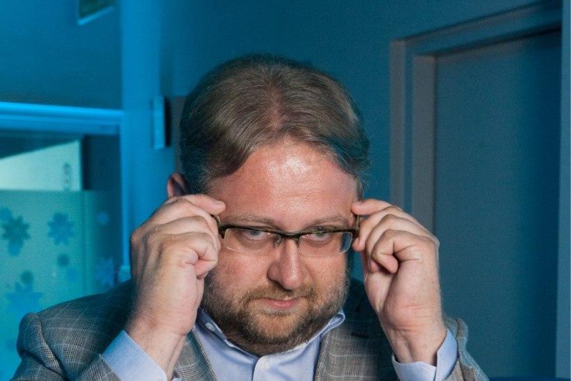 ERR-i veebitoimetuse peatoimetajana tööle asnud Anvar Samost: mul ei olnud soovi ajakirjandusest lahkuda