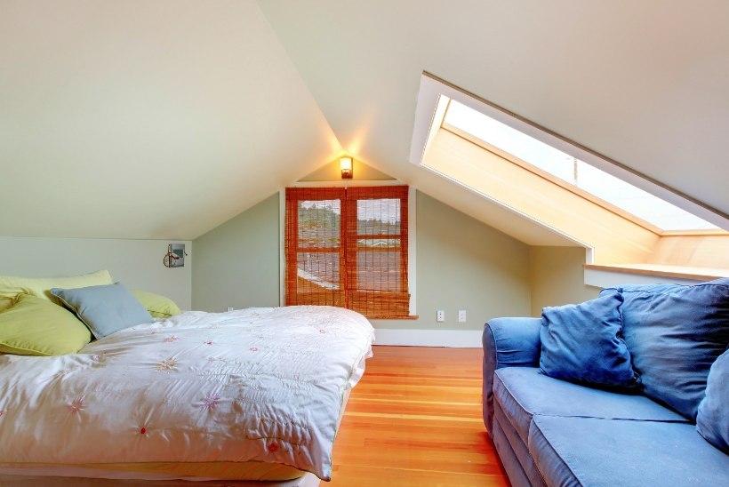 16 nippi: kuidas kujundada madalat ruumi?