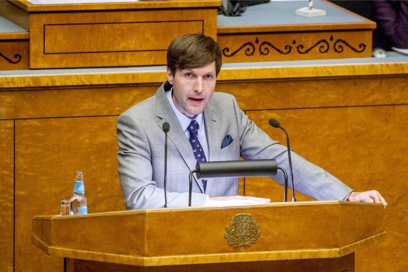Ossinovski peab Martin Helme põhimõtteid moraalselt tülgastavaks