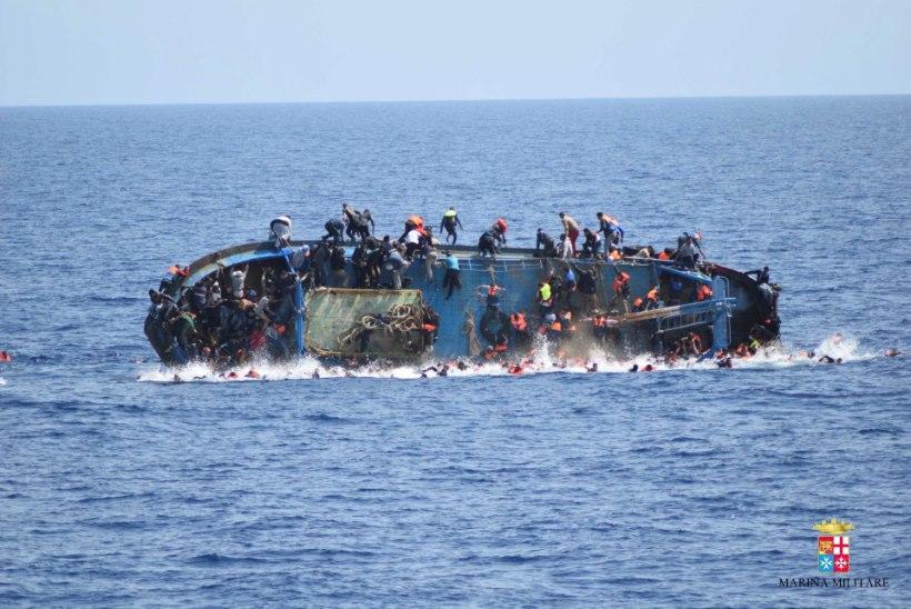 Tänavu on uppunud ligi 3000 põgenikku