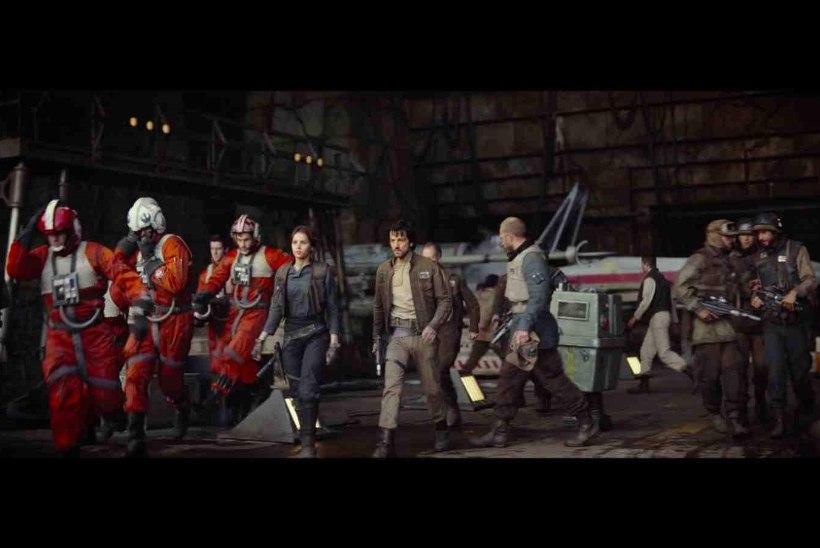 Nutikas naisvaras asub Darth Vaderit ja impeeriumi üle kavaldama
