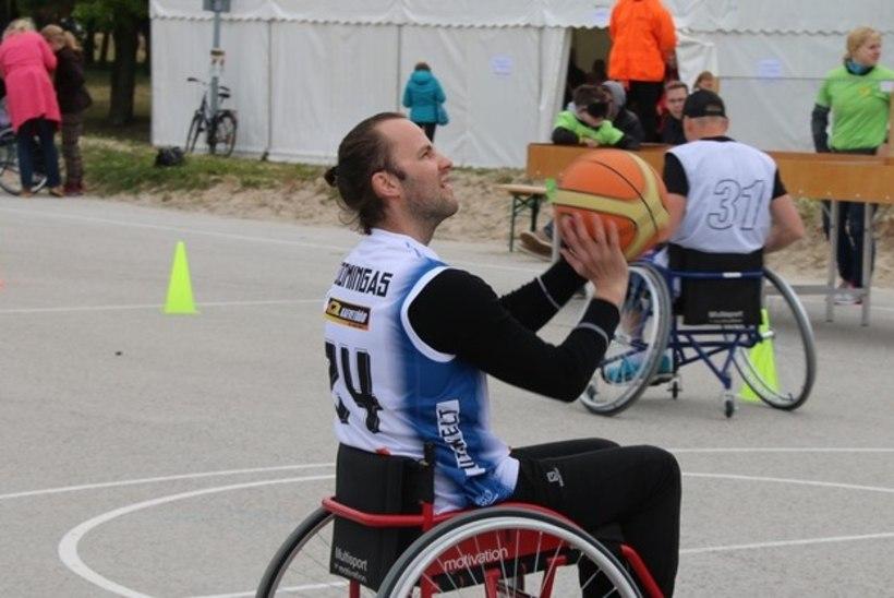 Stroomil peeti puuetega inimestele pühendatud koguperefestivali