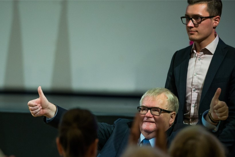 Keskerakonna juhi kuupalgaks hääletati 3500 eurot