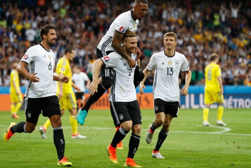 NII SEE JUHTUS | Sport 12.06: veenev Saksamaa, kaklevad fännid ning ähvardav UEFA