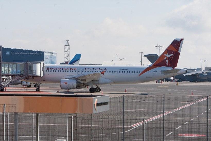 Smartlynxi lennuki rike jättis Türki lendajad tundideks lennujaama