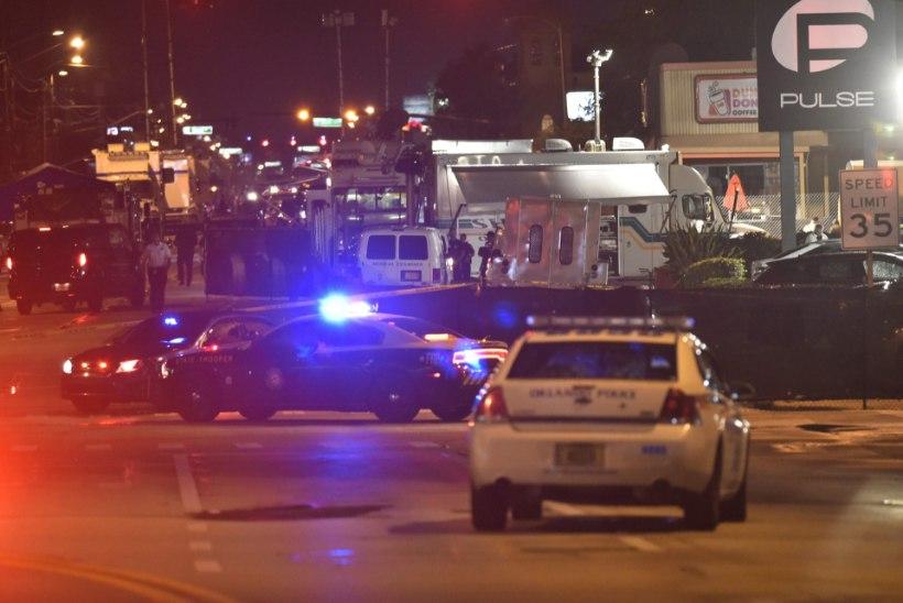 Tulistamine Orlando geiklubis: mida me teame?