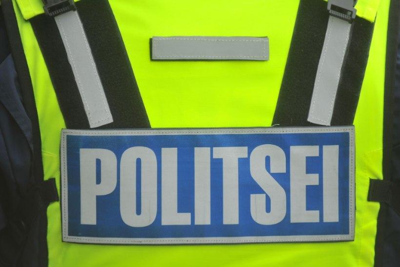 Tallinnas langesid korrakaitsjad rünnakute ohvriks