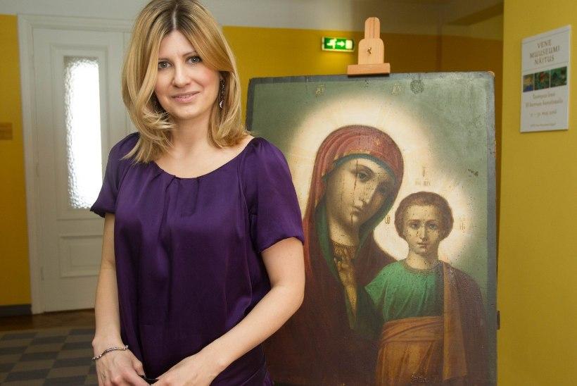 Viktoria Ladõnskaja | Ma ei lahku riigikogust