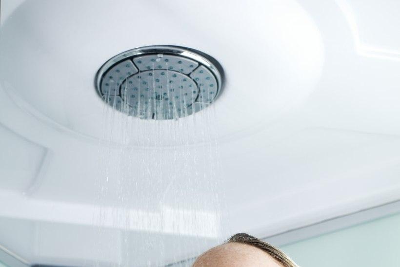 Teadlased: Lõpeta igapäevane duši all käimine. Kohe!