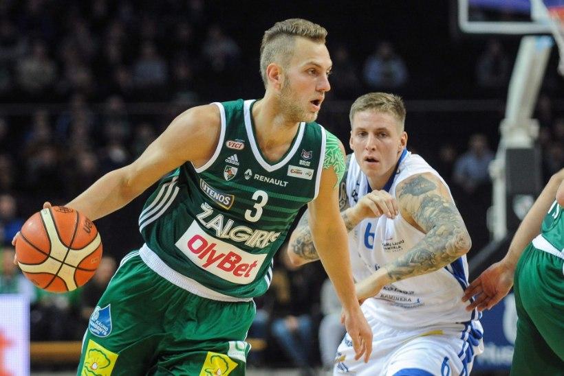 Asi ametlik: Siim-Sander Vene ei jätka Kaunase Žalgirises