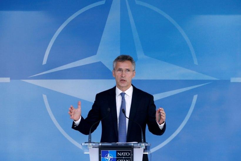 NATO otsustas saata Eestisse maaväe pataljoni