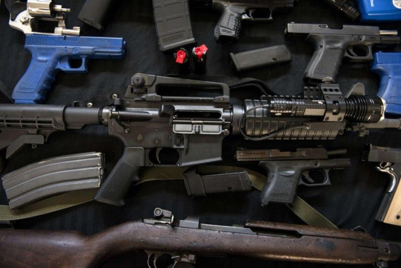 USAs uus tulistamine: üks surnud, kolm haavatud