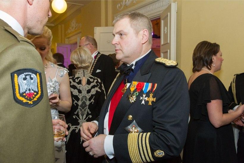 Kindralleitnant Terras: NATO on pühendunud meie kaitsele