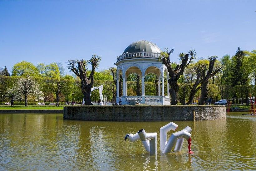 Tallinnas algab suvine pargimuusika