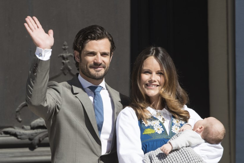 Pisiprintsi ristsete edasilükkumine rikub Rootsi õukonna etiketti