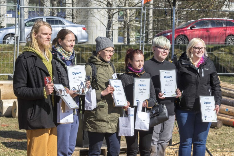 Eesti parimad nooraednikud õpivad Räpinas