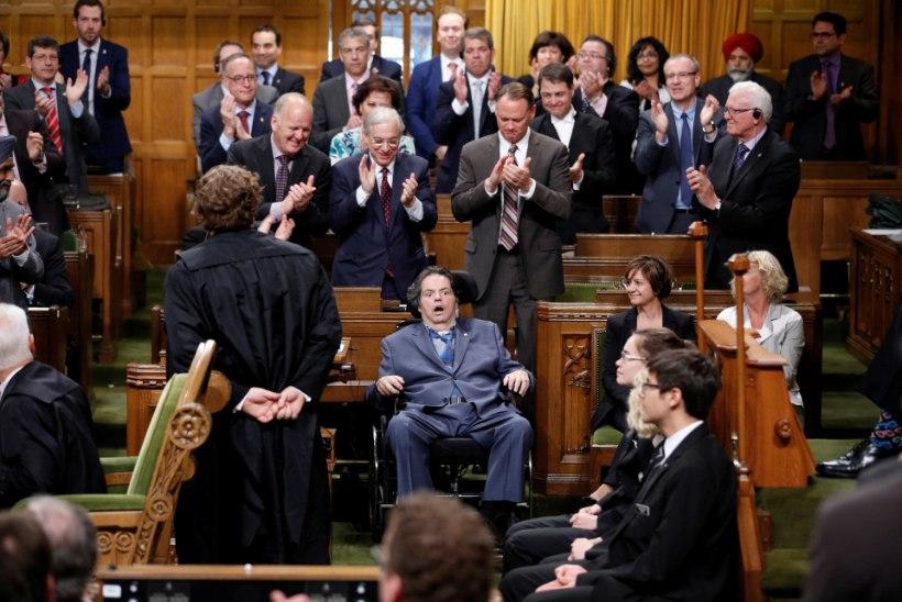 Kanada muudab hümni sõnad sooneutraalseks