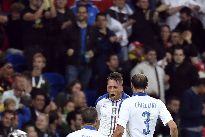 ac217d1a84f EMi 1. VOORU AUHINNAD: Belgia, Ungari, Modric, Itaalia ja Hodgson ...