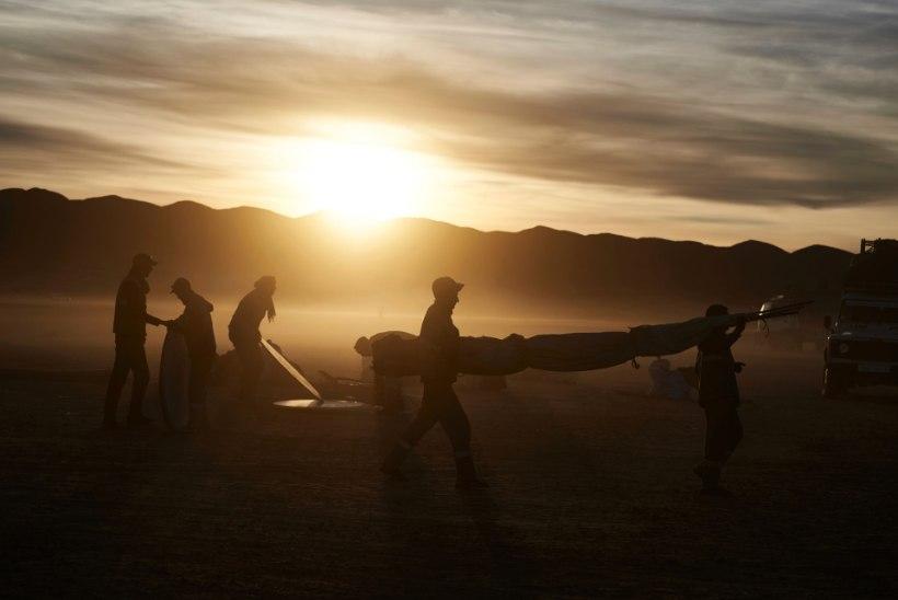 Sahara kõrbes suri janusse mitukümmend migranti, neist üle poole olid lapsed