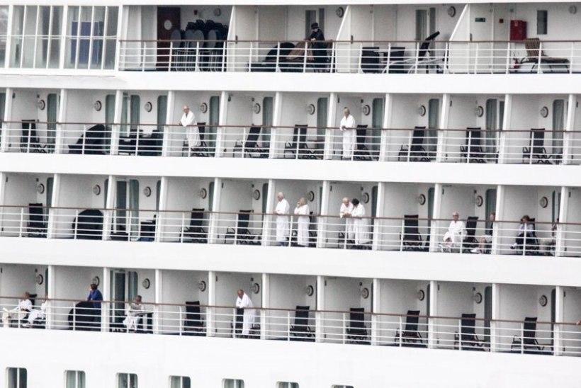 Kuidas laevareisil  viirustest hoiduda?