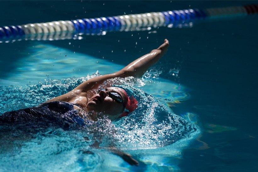 Eesti rekordi ujunud Kendzior: ma ei uskunud alguses oma silmi