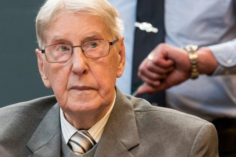 94aastane endine koonduslaagri valvur mõisteti viieks aastaks vangi