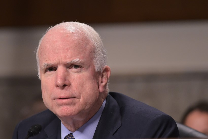 McCain: Orlando veresauna eest vastutab Obama