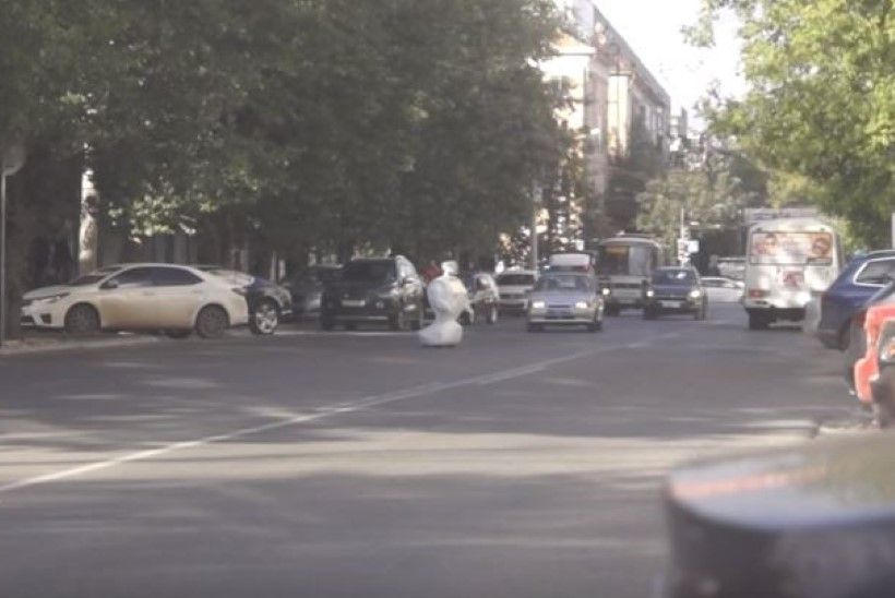 Venemaal pani robot laborist plehku