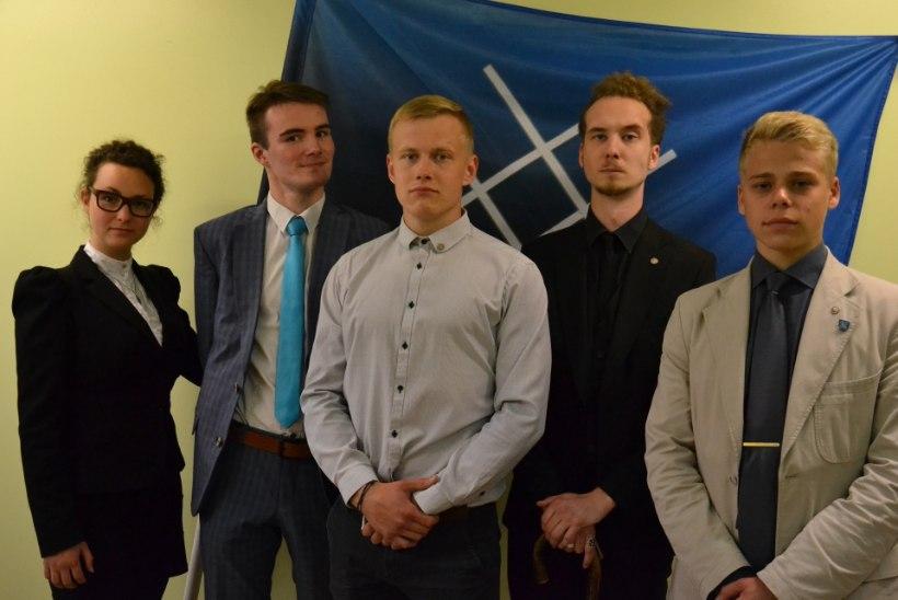 Noorteliikumine Sinine Äratus valis uue juhatuse