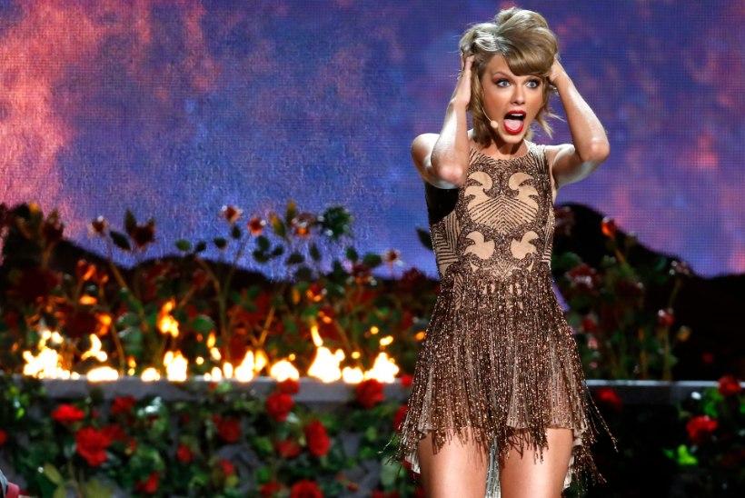 Mis purustas Taylor Swifti imekauni armuloo?