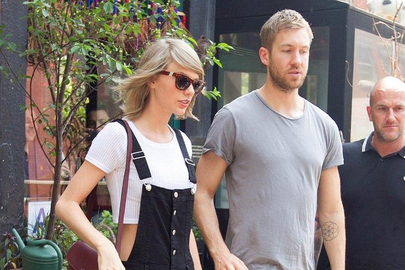 Mis küll juhtus?! Taylor Swift ja Calvin Harris läksid lahku
