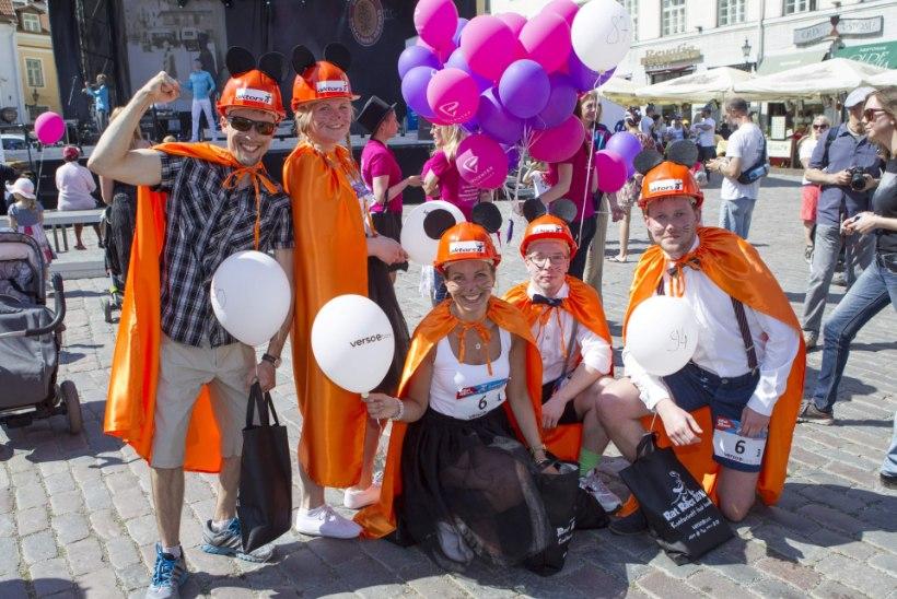 """""""Rat Race"""" kogus diabeedihaigetele lastele 12 240 eurot"""