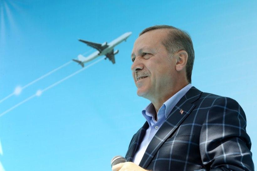 Türgi keeras Saksamaaga tõsiselt tülli