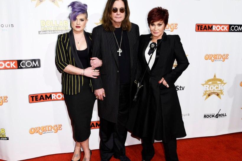 Kelly Osbourne: mu ema ja isa on jälle koos