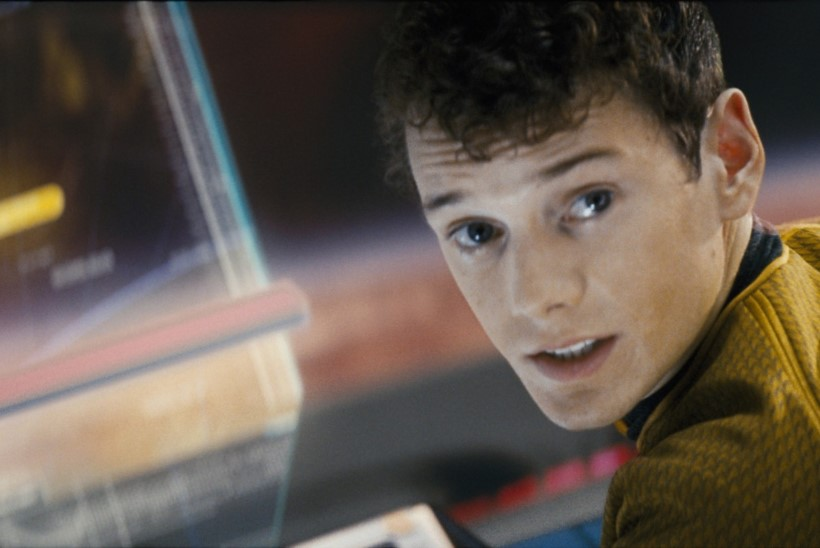 "Džiip lömastas noore ""Star Treki"" näitleja"