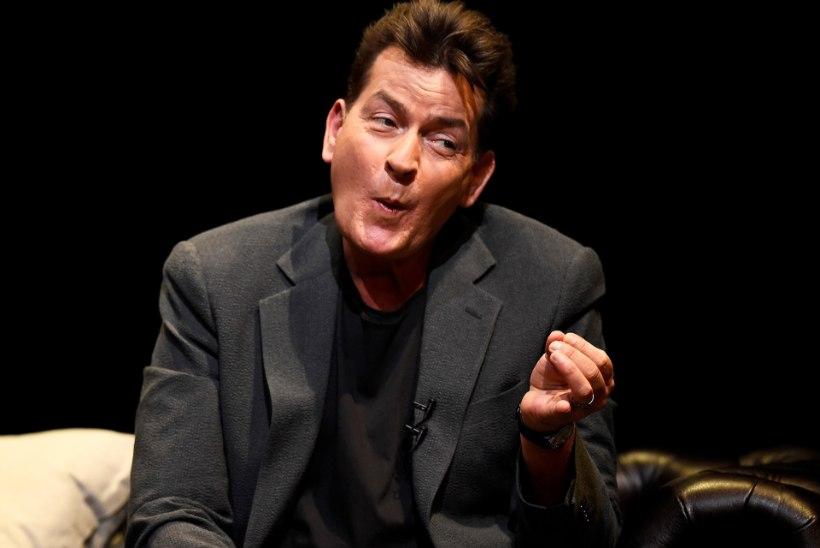 Charlie Sheen naudib taas armuõnne!
