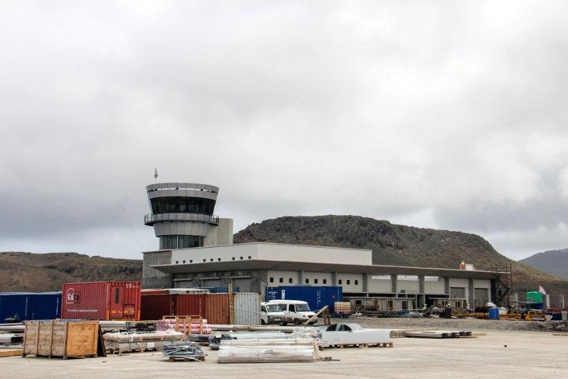 Inglismaa valitsus ehitas 350 miljoni euro eest lennujaama, kuhu lennata ei saa
