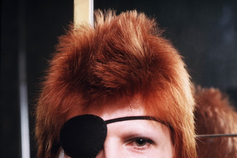 Rahakad huvilised saavad endale soetada David Bowie juuksesalgu
