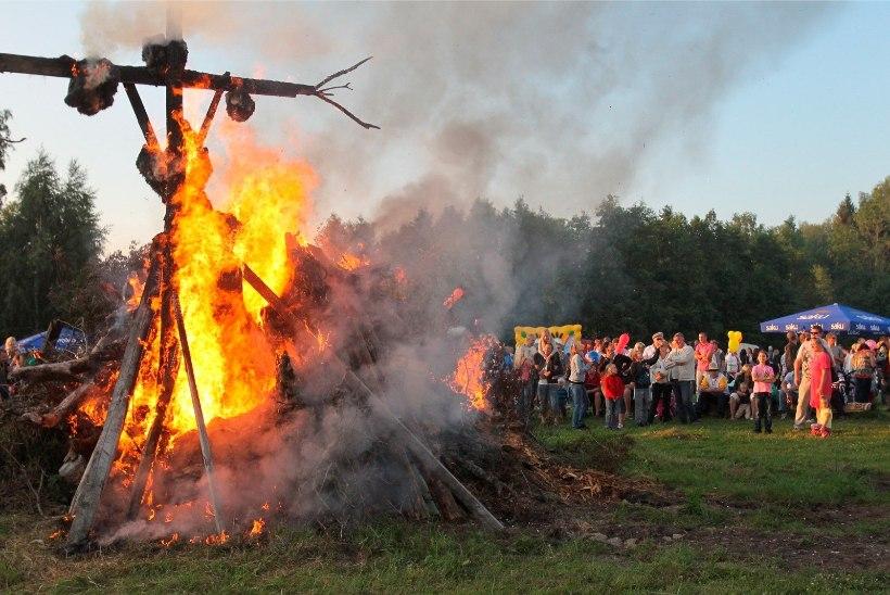 Jaanipäev on eestlaste jaoks üks rikkalikuma kombestikuga pühasid