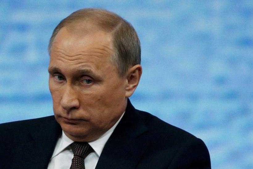"""Kas Putin vaatas venelaste eilset mängu? """"Ei, ta tutvus Lenfilmiga, kus asjad on oluliselt paremad."""""""