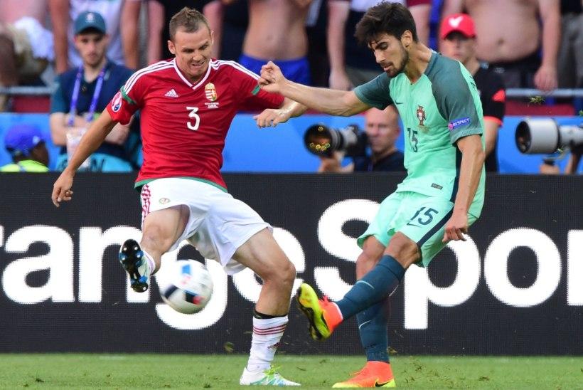 GALERII | Ronaldo avanes, Ungari ja Portugal pakkusid sürreaalse tulevärgi
