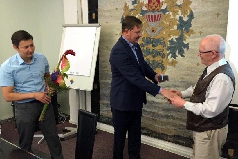 FOTOD   Linnavalitsus vabastas pea 41 aastat Tallinna Loomaaia direktorina töötanud Mati Kaalu ametist