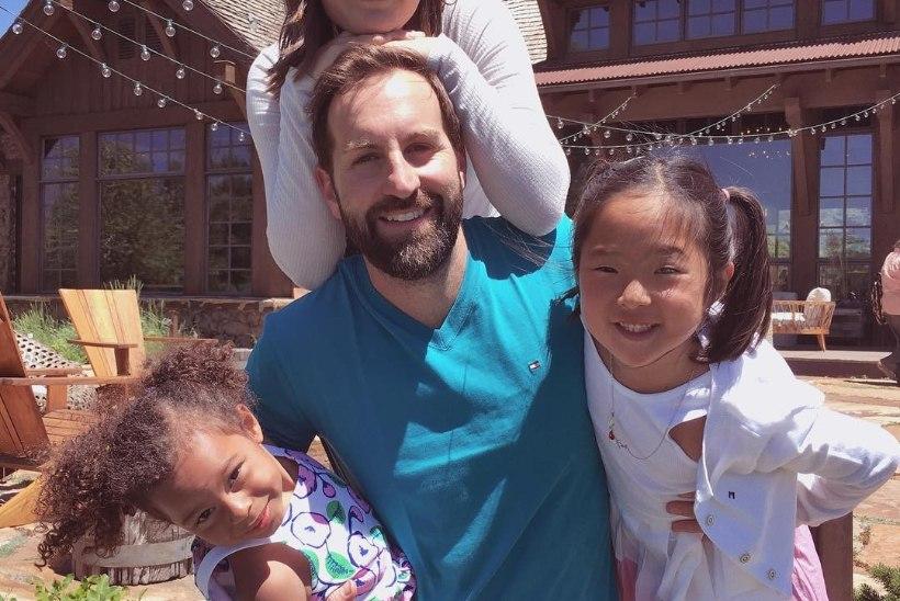 BEEBIBUUM: kaks last adopteerinud Katherine Heigl teatas, et on rase