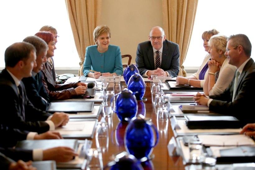 Šotimaa valitsus astub samme iseseisvusreferendumi korraldamiseks