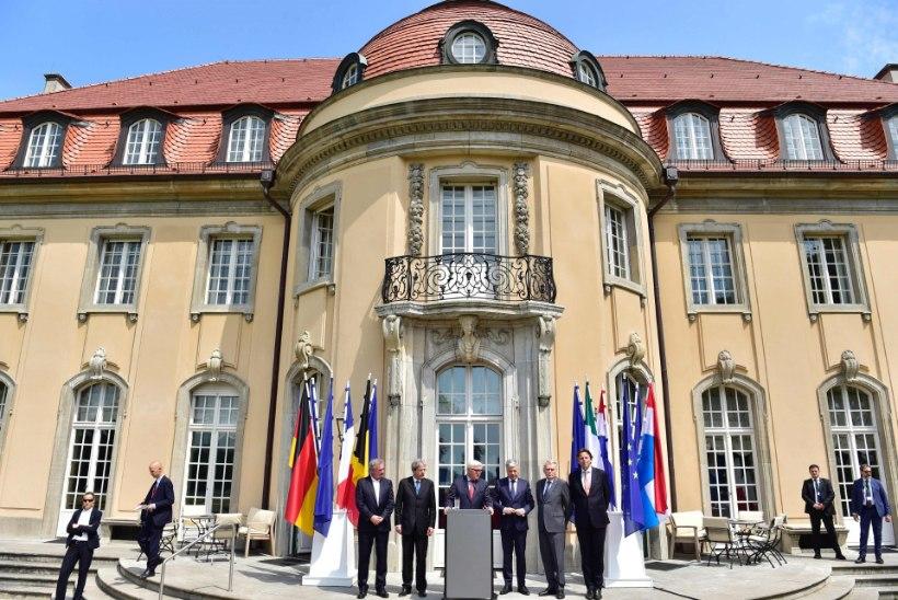 EL-i asutajariigid kutsuvad Suurbritanniat kiiresti lahkumiskõnelusi alustama