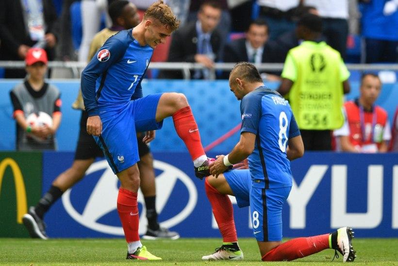 GALERII | Griezmanni kaks väravat kolme minutiga päästsid prantslased šokk-kaotusest