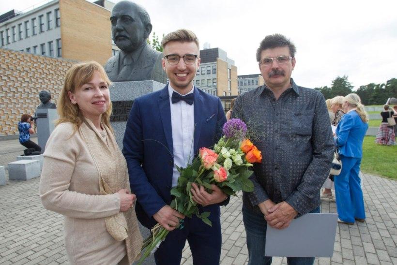 Artjom Savitski: olen 17 aastat õppinud, nüüd tahaks puhata!