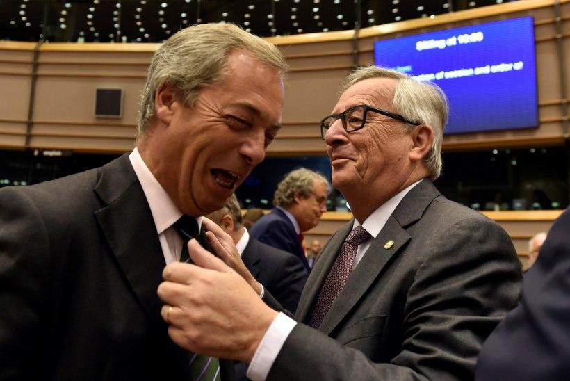 Juncker: Suurbritannia peab võtma Brexiti osas kiiresti seisukoha